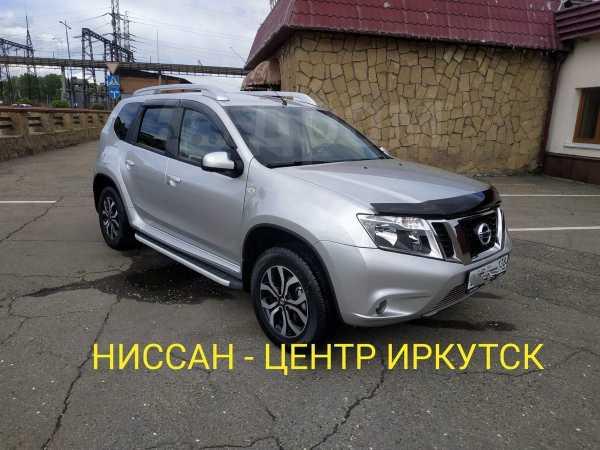 Nissan Terrano, 2018 год, 1 050 000 руб.