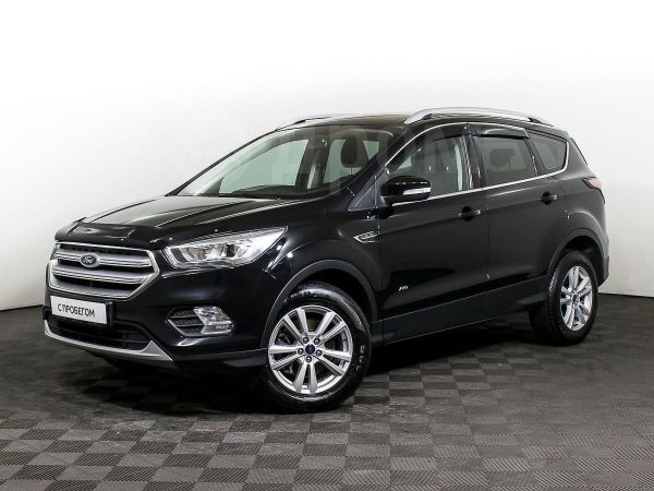 Ford Kuga, 2018 год, 1 317 000 руб.