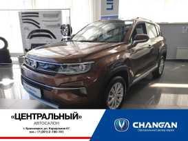 Красноярск CS35 Plus 2019