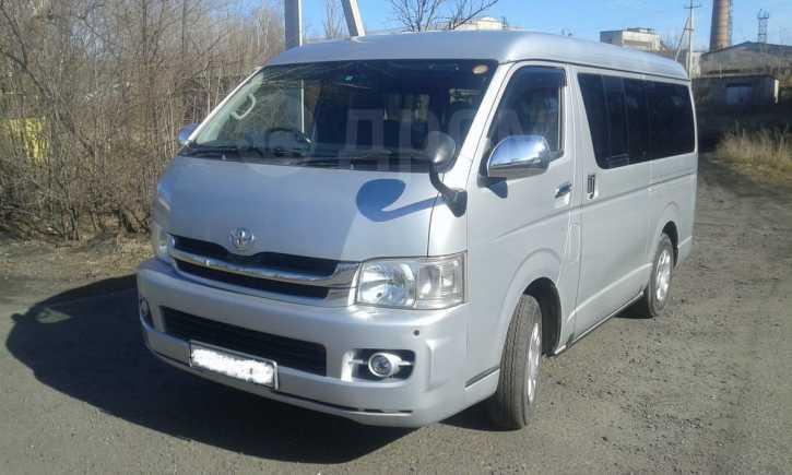 Toyota Hiace, 2008 год, 1 200 000 руб.