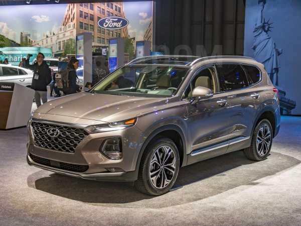 Hyundai Santa Fe, 2020 год, 2 999 829 руб.