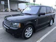 Павловская Слобода Range Rover 2010