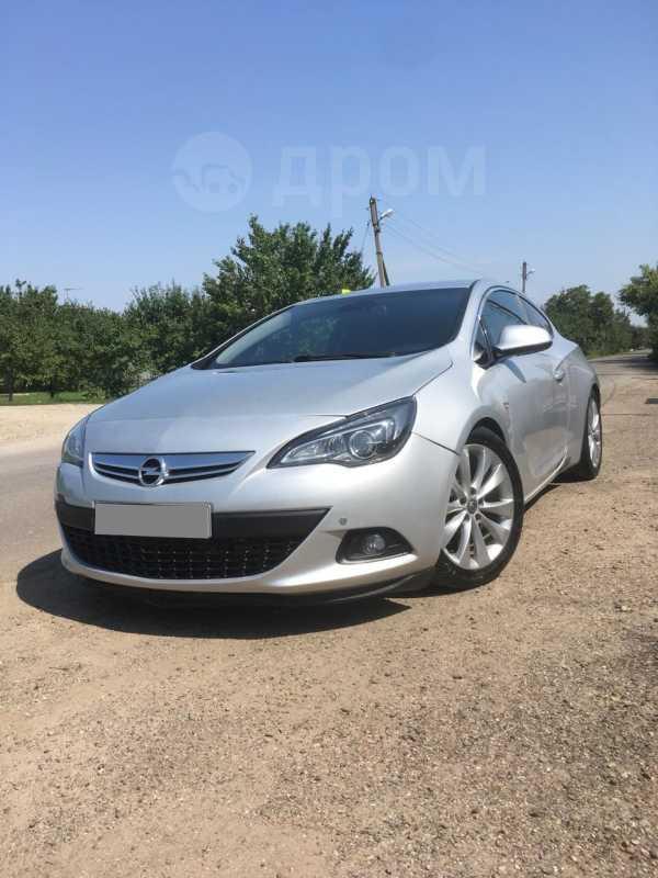 Opel Astra GTC, 2012 год, 440 000 руб.