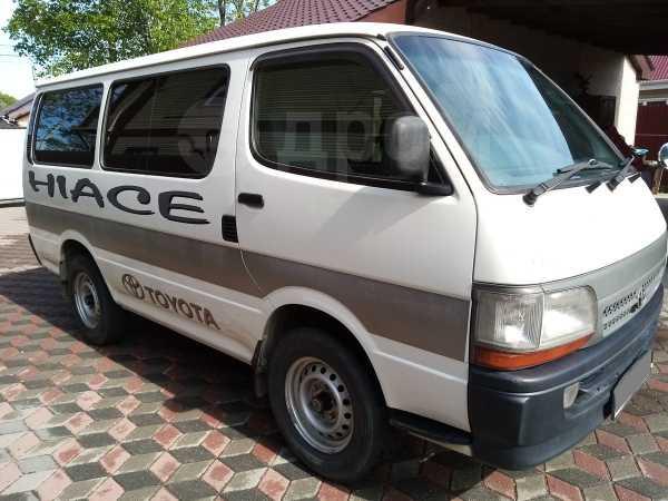 Toyota Hiace, 2003 год, 540 000 руб.