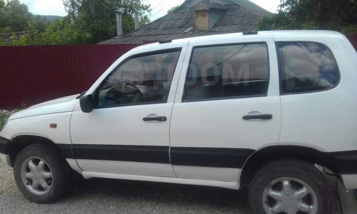 Chevrolet Niva, 2003 год, 200 000 руб.