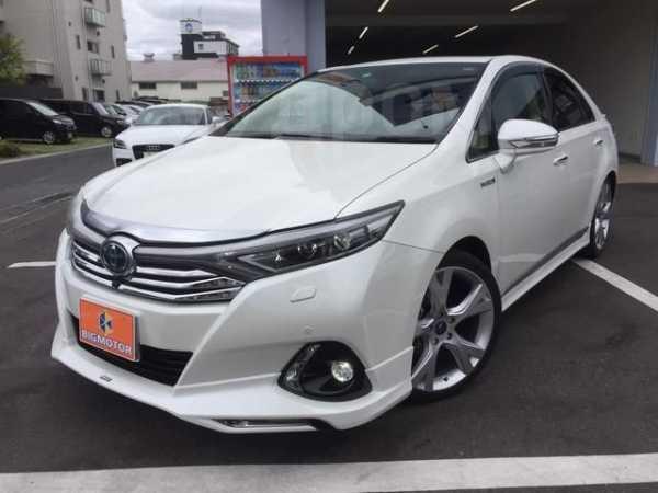Toyota Sai, 2016 год, 1 230 000 руб.