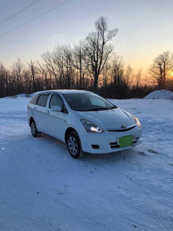 Toyota Wish, 2007 год, 250 000 руб.