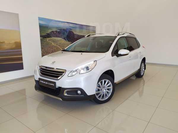 Peugeot 2008, 2016 год, 849 000 руб.