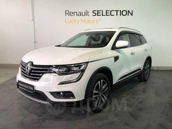 Renault Koleos, 2019 год, 2 100 000 руб.