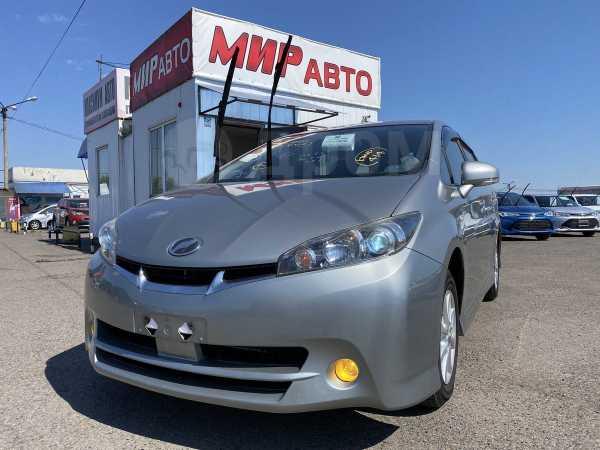 Toyota Wish, 2012 год, 847 000 руб.