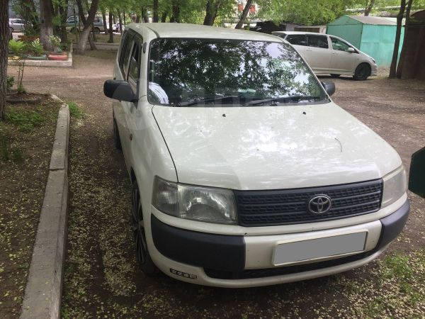 Toyota Probox, 2007 год, 260 000 руб.