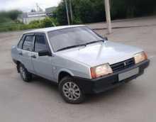 Ленинск-Кузнецкий 21099 2004