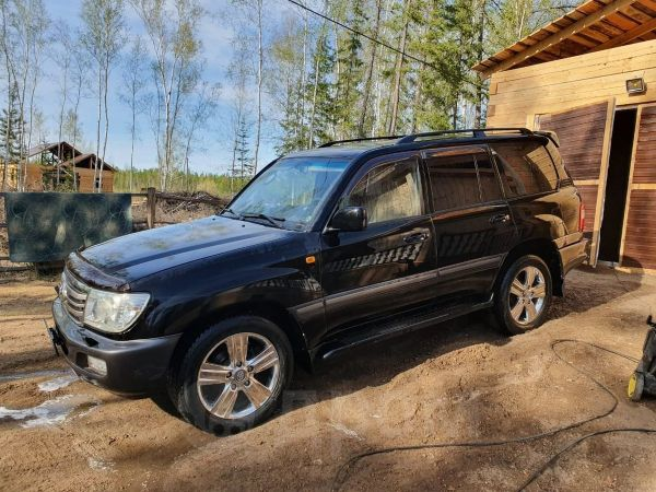 Toyota Land Cruiser, 2005 год, 1 500 000 руб.