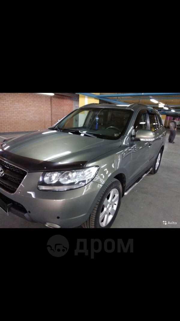 Hyundai Santa Fe, 2008 год, 560 000 руб.