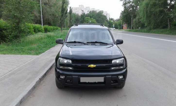 Chevrolet TrailBlazer, 2008 год, 600 000 руб.