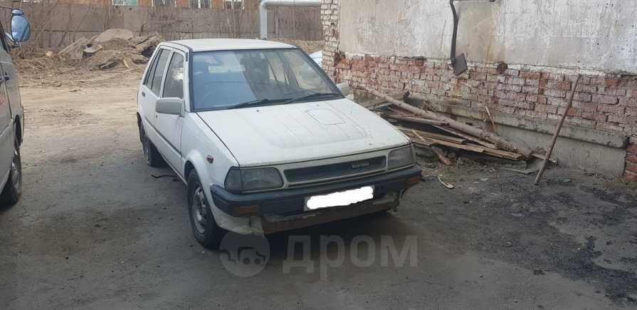 Toyota Starlet, 1987 год, 55 000 руб.