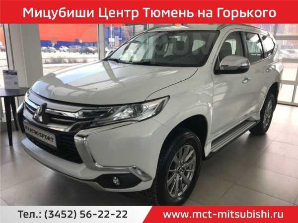 Mitsubishi Pajero Sport, 2019 год, 2 422 000 руб.