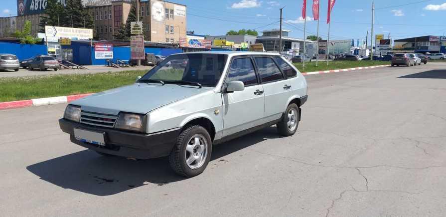 Лада 2109, 2002 год, 58 000 руб.