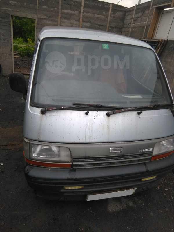 Toyota Hiace, 1992 год, 110 000 руб.