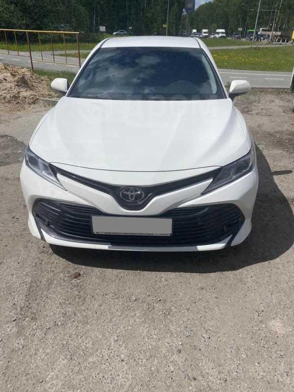 Toyota Camry, 2018 год, 1 550 000 руб.
