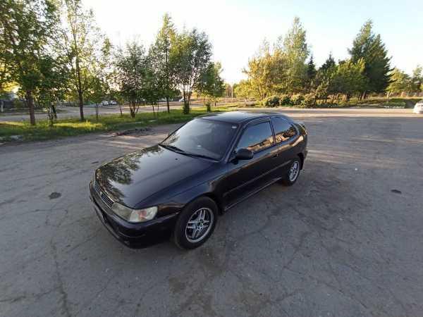 Toyota Corolla FX, 1996 год, 330 000 руб.