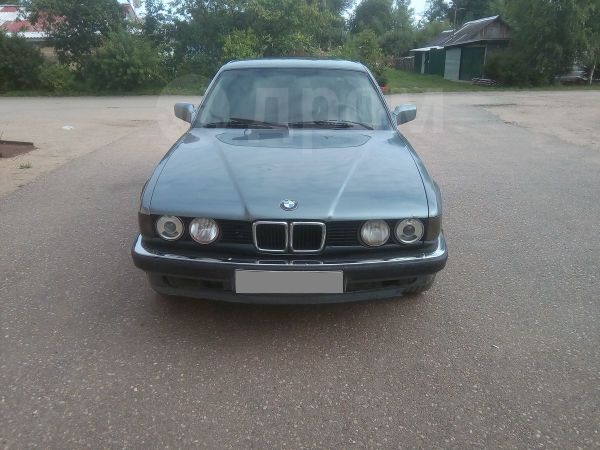 BMW 7-Series, 1989 год, 80 000 руб.