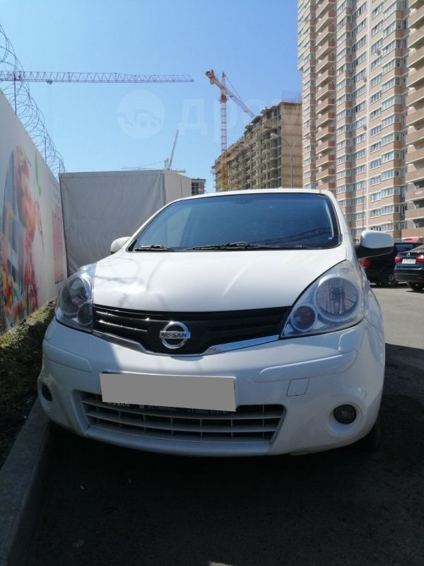 Nissan Note, 2011 год, 379 000 руб.