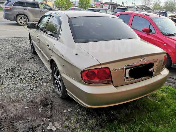 Hyundai Sonata, 2006 год, 275 000 руб.