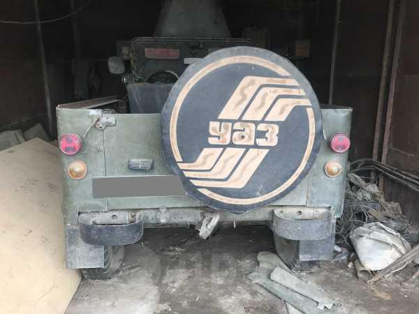 ГАЗ 69, 1967 год, 85 000 руб.