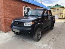 Ноябрьск УАЗ Пикап 2016