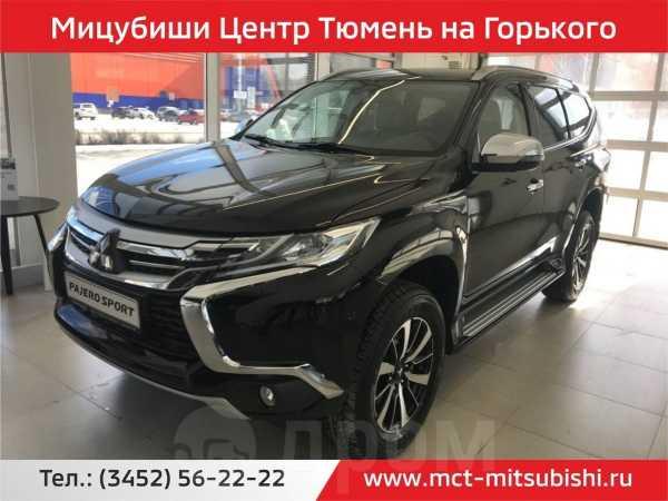 Mitsubishi Pajero Sport, 2019 год, 2 998 000 руб.