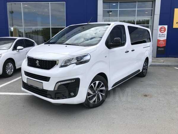 Peugeot Traveller, 2018 год, 2 377 000 руб.