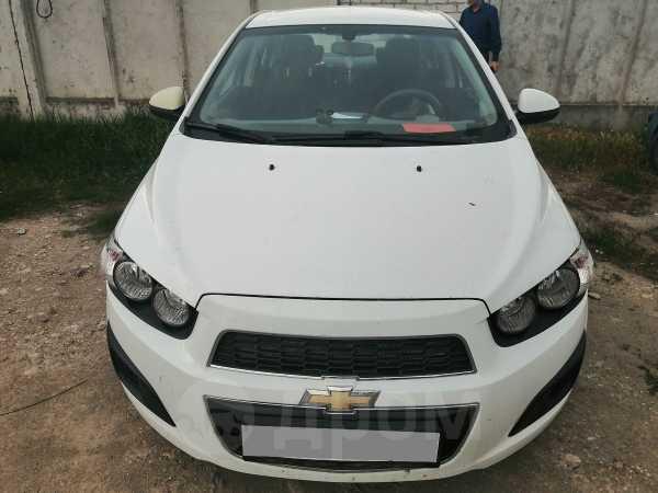 Chevrolet Aveo, 2013 год, 500 000 руб.