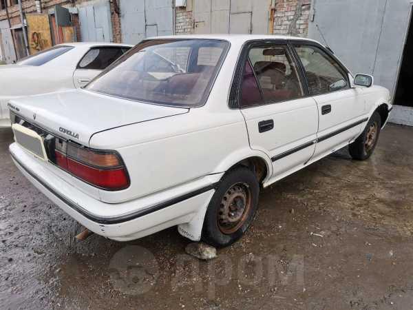 Toyota Corolla, 1987 год, 43 000 руб.
