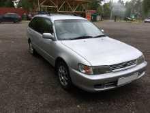 Удельная Corolla 1998