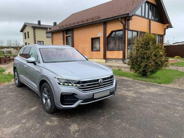 Volkswagen Touareg, 2018 год, 4 150 000 руб.