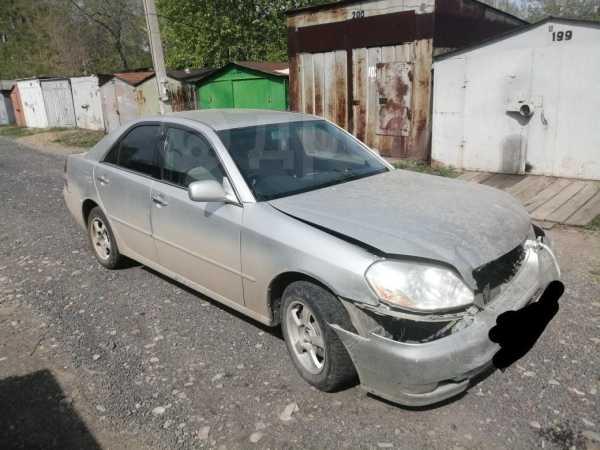 Toyota Mark II, 2001 год, 310 000 руб.