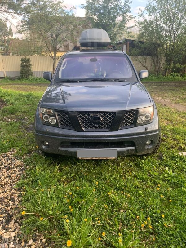 Nissan Pathfinder, 2006 год, 630 000 руб.