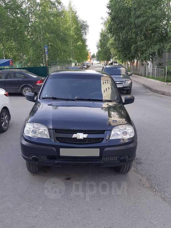Chevrolet Niva, 2016 год, 365 000 руб.