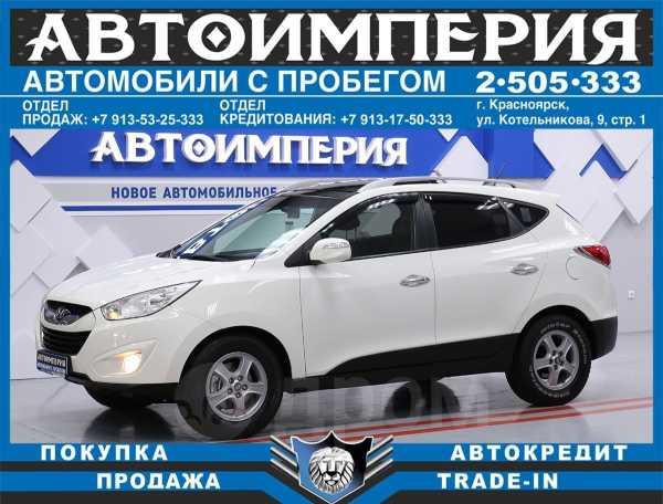 Hyundai Tucson, 2011 год, 748 000 руб.