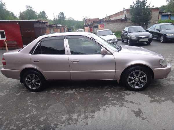 Toyota Corolla, 1998 год, 170 000 руб.