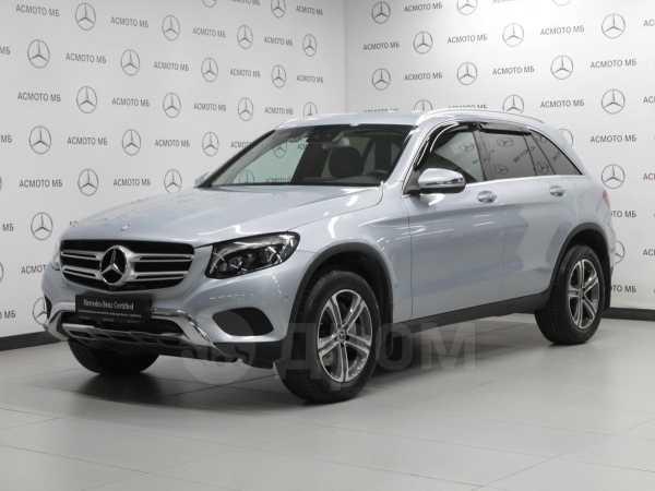 Mercedes-Benz GLC, 2017 год, 2 960 000 руб.