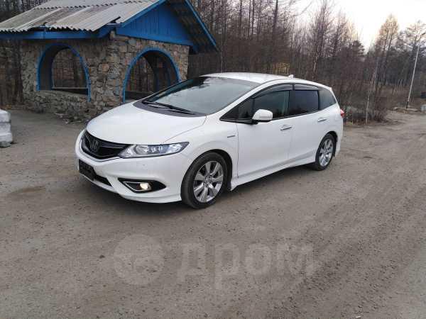 Honda Jade, 2016 год, 1 030 000 руб.