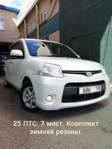 Иркутск Toyota Sienta 2011