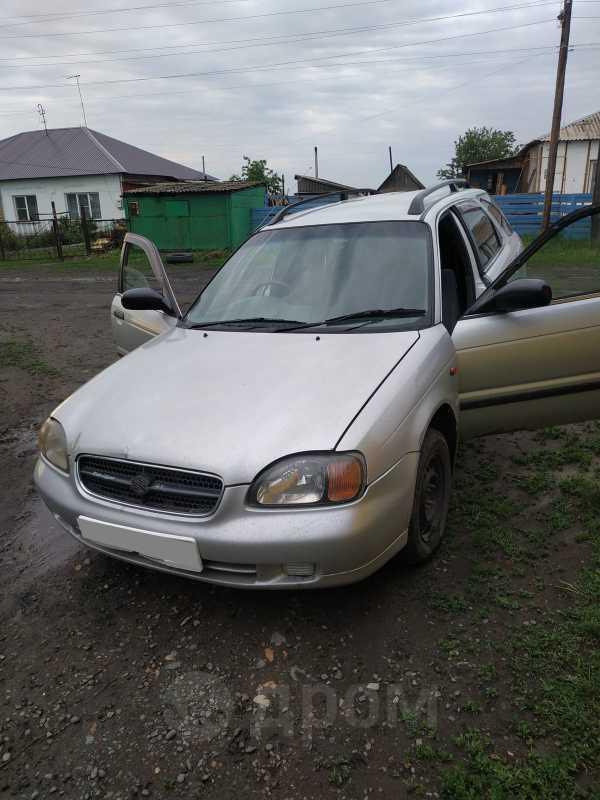 Suzuki Cultus, 2000 год, 160 000 руб.