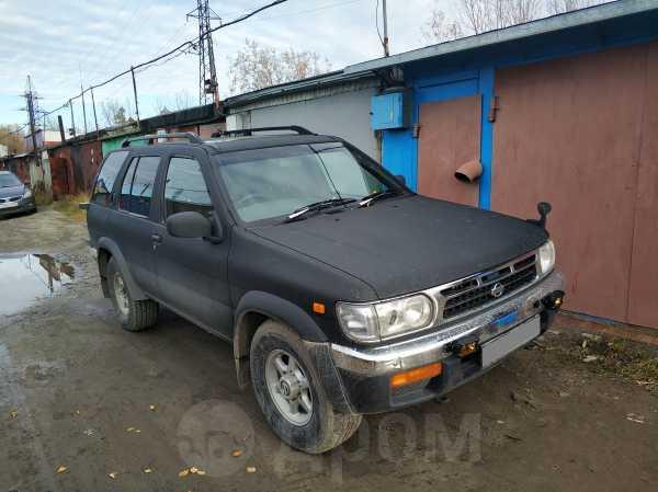Nissan Terrano, 1997 год, 340 000 руб.
