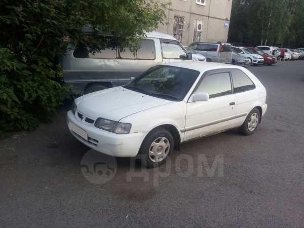 Toyota Tercel, 1999 год, 110 000 руб.