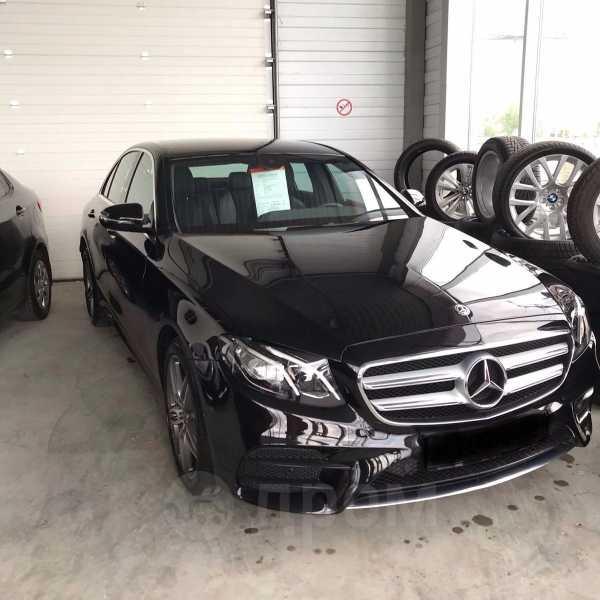 Mercedes-Benz E-Class, 2019 год, 2 999 999 руб.