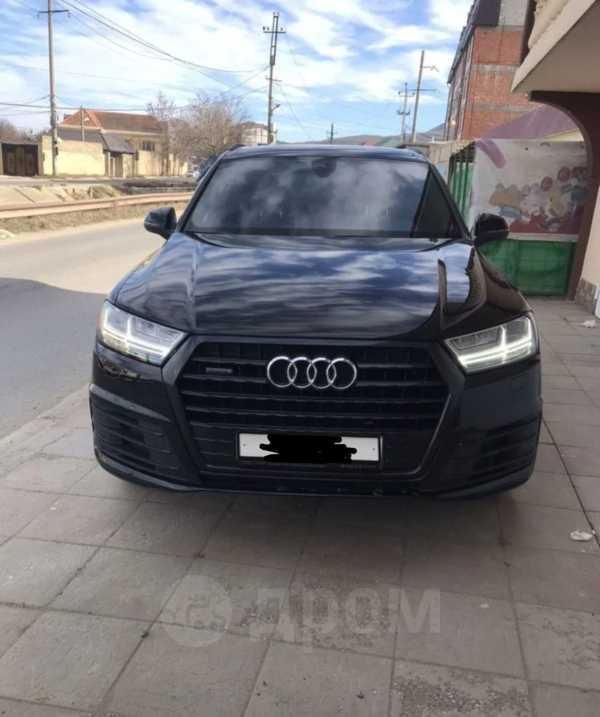 Audi Q7, 2016 год, 2 900 000 руб.