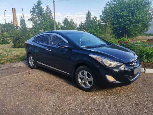 Hyundai Avante, 2011 год, 640 000 руб.